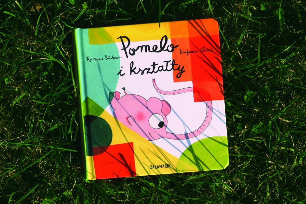 książki dla dzieci, czytanie, literatura dziecięca, wydawnictwo Zakamarki, Mali Siłacze, malisilacze, ksiazk pomelo