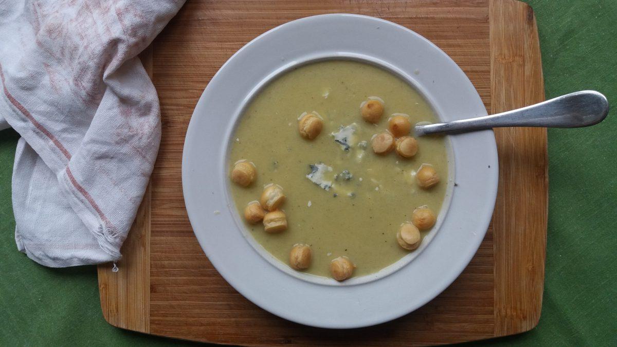 zupa z selera naciowego - mali siłacze
