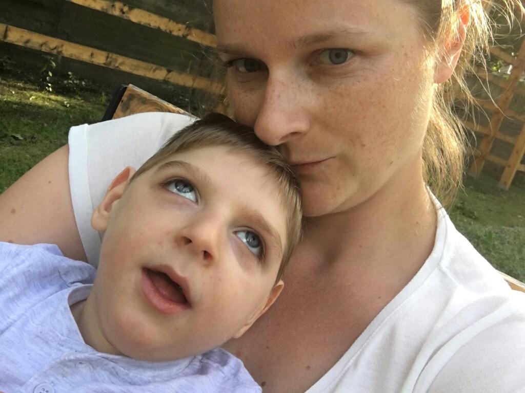 dziecko niepełnosprawne w rodzinie mali silacze