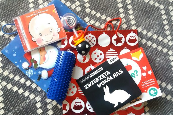 prezenty dla dziecka niepełnosprawnego mali siłacze