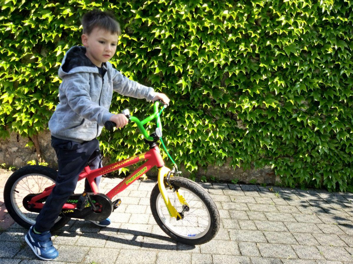 jaki rower dla dziecka